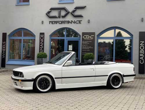 BMW E30 325i Cabrio