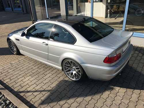 BMW E46 M3 Coupe