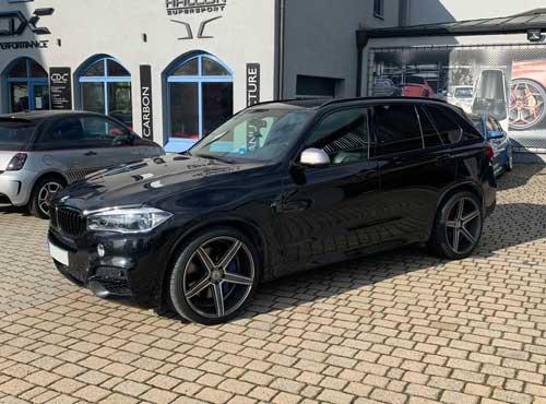 BMW X5M50d