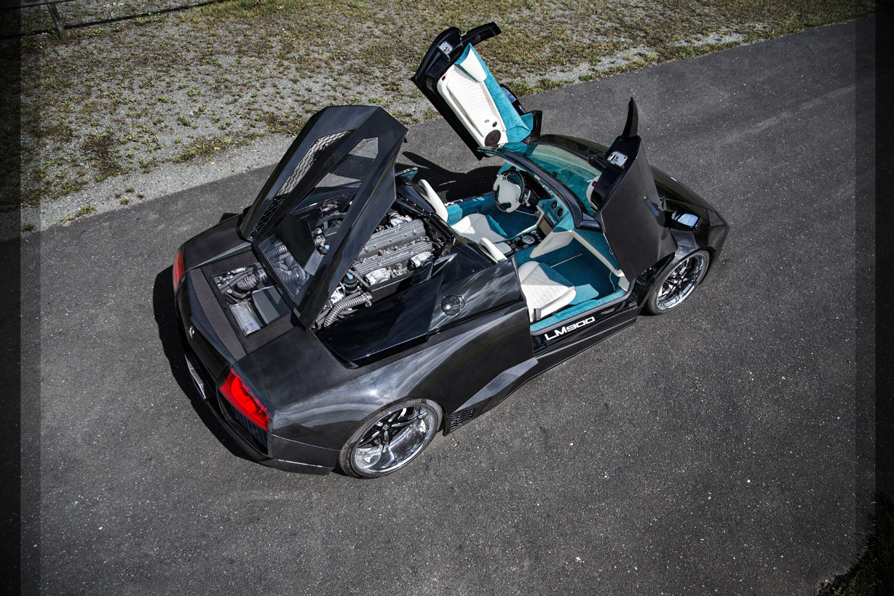 Lamborghini LM900