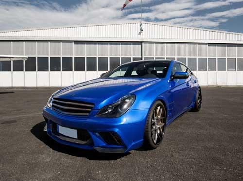 Mercedes CLS CDC Carbon